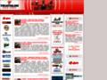 Náhled webu EON Triatlon team