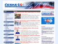 Náhled webu Český svaz triatlonu