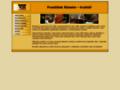 Náhled webu František Rössler - truhlář