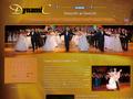 Náhled webu Taneční škola Dynamic Brno
