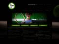 Náhled webu Tenisová škola ESO