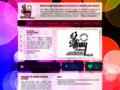 Náhled webu Taneční studio Hany Flekrové  a tancklub Holice