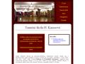 Náhled webu Taneční škola Karasovi