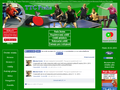 Náhled webu TTC Praha