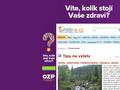 Náhled webu Turistika.cz