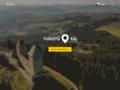 Náhled webu Plzeňský kraj - Turistů ráj