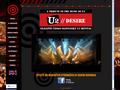 Náhled webu U2 Desire Cover Band
