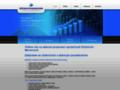 Náhled webu Moravcová Petra - účetnictví