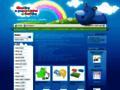 Náhled webu Hračky pro kluky i holky