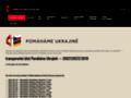 Náhled webu Evangelicka cirkev metodisticka v CR