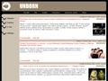 Náhled webu Unnorn