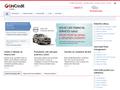 Náhled webu UniCredit Leasing CZ, a.s.