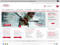 Náhled webu Union pojišťovna