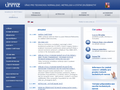 Náhled webu Úřad pro technickou normalizaci, metrologii a státní zkušebnictví (ÚNMZ)