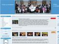 Náhled webu Schola u Redemptoristů v Plzni