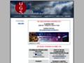 Náhled webu Urogynekologická společnost