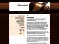 Náhled webu Úvěrové podvody