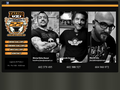 Náhled webu UZI Tattoo