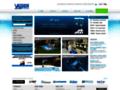 Náhled webu Vágner Pool