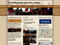 Náhled webu Chebské Valdštejnské slavnosti