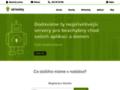 Náhled webu Váš hosting