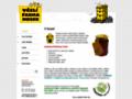 Náhled webu Včelí farma Nosek