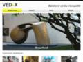 Náhled webu Vedex s.r.o.