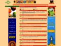Náhled webu Vegetariánství a veganství