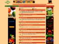 Náhled webu Česká vegetariánská společnost