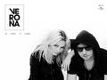 Náhled webu Verona