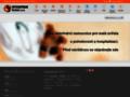 Náhled webu Veterinární nemocnice Stodůlky
