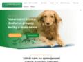 Náhled webu Veterinární klinika Zodiacus