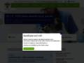 Náhled webu Komora veterinárních lékařů ČR