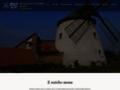 Náhled webu Větrný mlýn Lesná