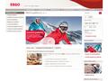 Náhled webu Victoria-Volksbanken pojišťovna, a.s.