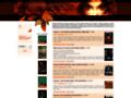 Náhled webu Alexandra Pavelková: Tales from Earthsea