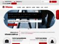 Náhled webu Vítovec corp. a.s.