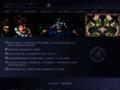 Náhled webu Umělecké sklenářství Jiřička-Coufal