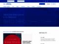Náhled webu Vědecká knihovna v Olomouci