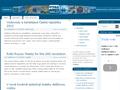 Náhled webu Vodní hospodářství