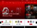 Náhled webu VK Jihostroj ČB