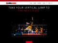 Náhled webu Volleycountry