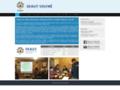 Náhled webu Skaut Volyně