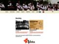 Náhled webu Vonica, Slovácký soubor