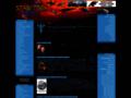 Náhled webu Star Trek v seriálu Futurama