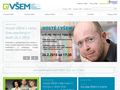 Náhled webu Vysoká škola ekonomie a managementu