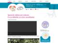 Náhled webu Škola pro výcvik vodicích psů