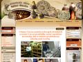 Náhled webu Keramická dílna - Lubor a Jana Březkovi