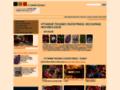 Náhled webu Výtvarné techniky a ruční práce