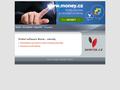 Náhled webu Účetní software Waria